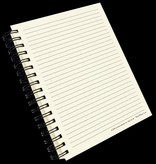 Blank Lined Journal