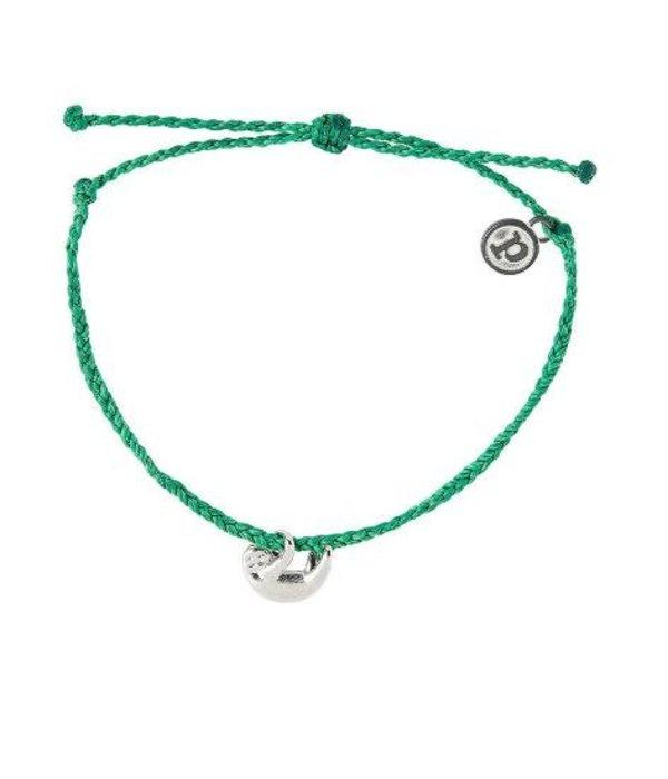 Pura Vida Green Sloth Pura Vida Bracelet 841696141420