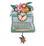 Allen Designs The Writer Clock