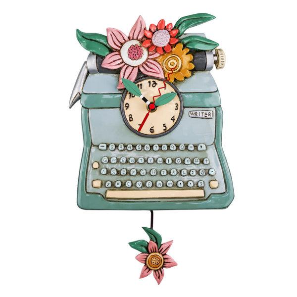 The Writer Clock