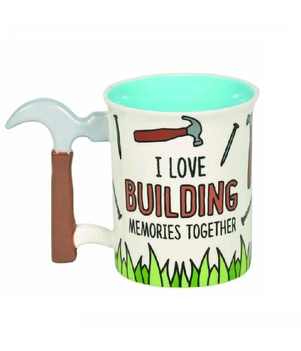 Dad Hammer Mug