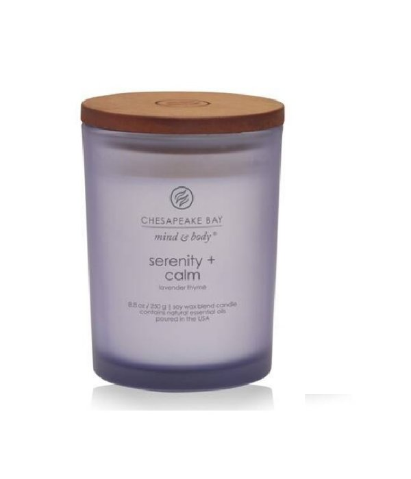 Serenity & Calm Candle