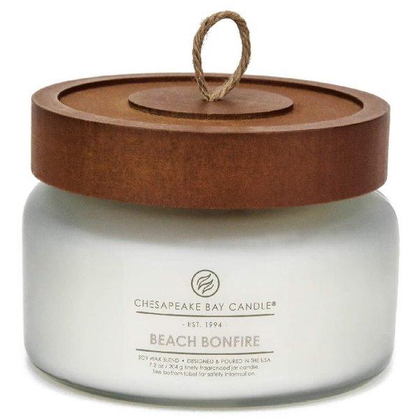 Beach Bonfire Candle
