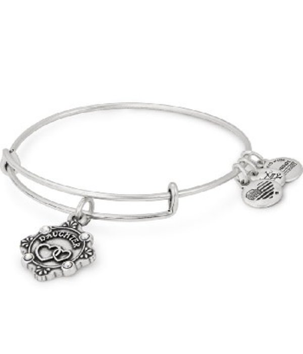 Alex and Ani- Daughter Bracelet