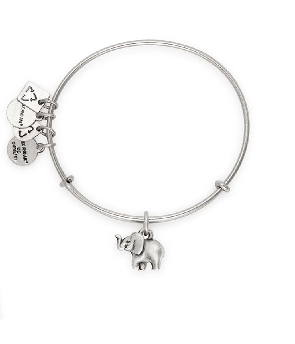 Alex and Ani- Elephant Bracelet