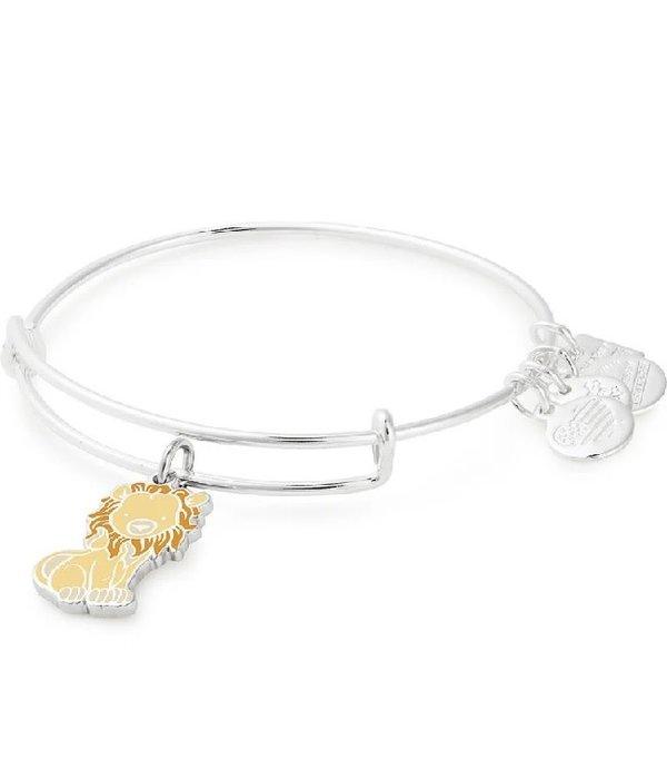 Alex and Ani- Lion Bracelet