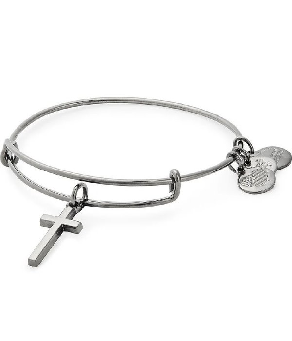 Alex and Ani- Cross Bracelet