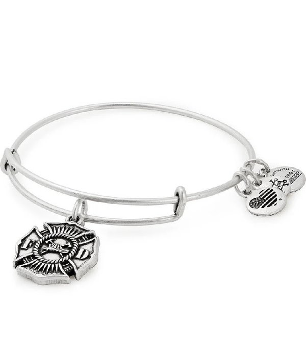Alex and Ani- Firefighter Bracelet