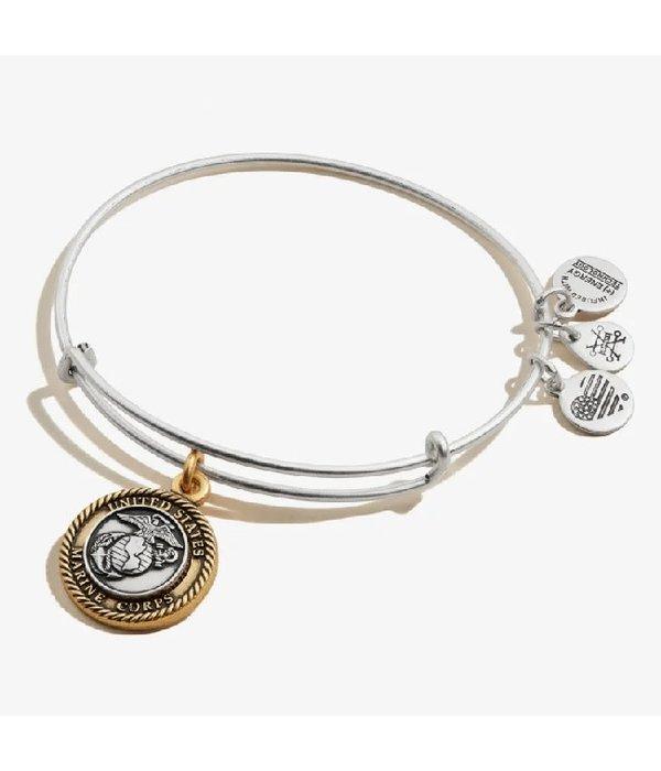 Alex and Ani- Marines Bracelet