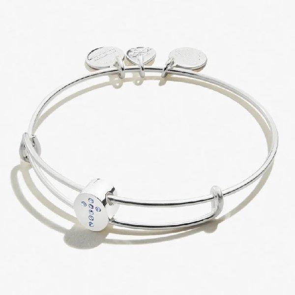 Pave Cross Bracelet