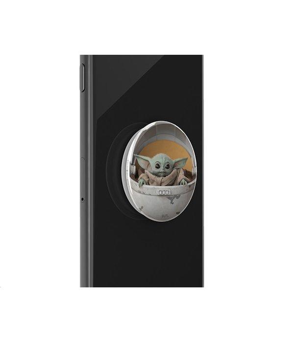 PopSockets Popsocket- Baby Yoda in Pod