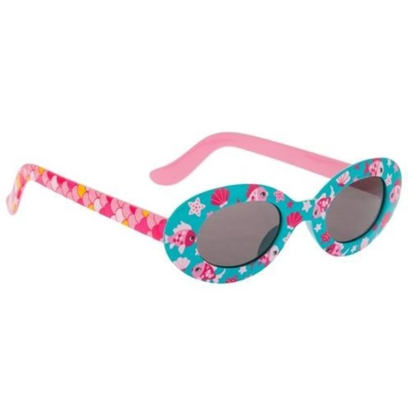 Kids Pink Fish Sunglasses