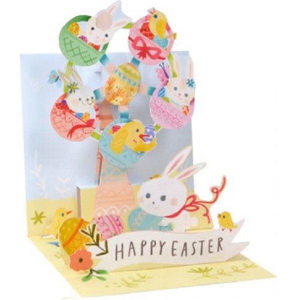 Easter Card -  Ferris Wheel