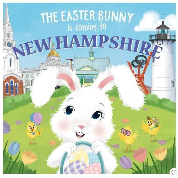 -Easter Bunny is Coming to New Hampshire