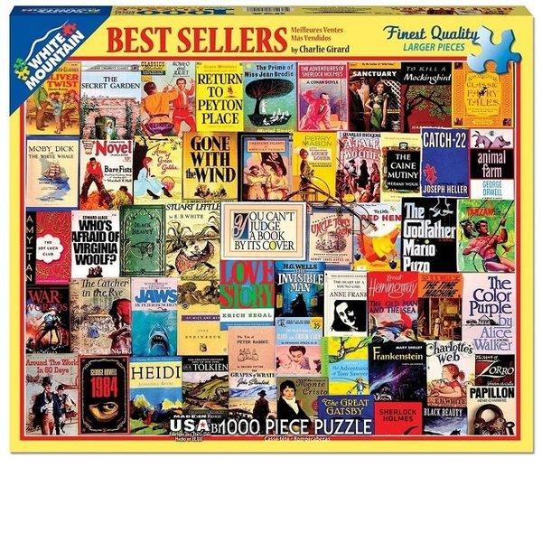 Best Sellers 1000 piece Puzzle