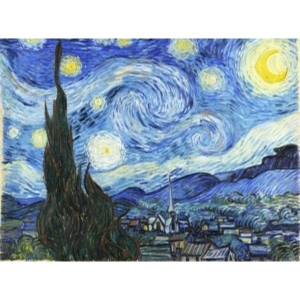 Puzzle-Starry Night