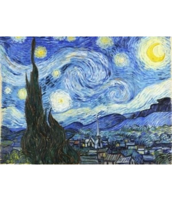 Puzzle-Starry Night  1000 piece 9781441333896