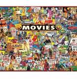 White MTN Puzzles 1000 piece White Mountain Puzzle 724819261437