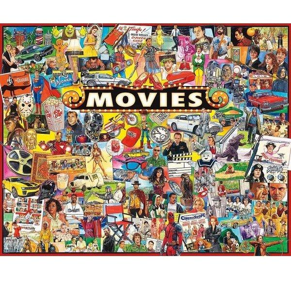 1000 piece Puzzle Movies