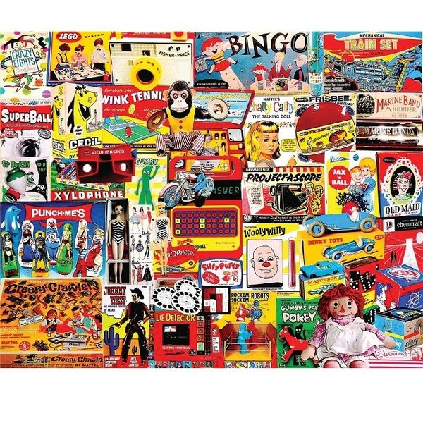 1000 piece Puzzle I had one of Those