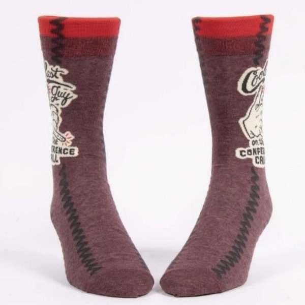 Coolest Guy Men's Socks