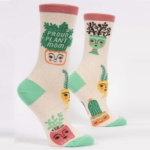 Proud Plant Mom Women's Socks