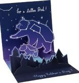 Fathers Day Stellar Dad Card