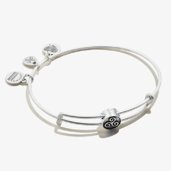 Triskelion Slider Bracelet