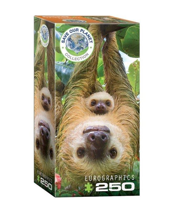 250 Piece Sloth Puzzle