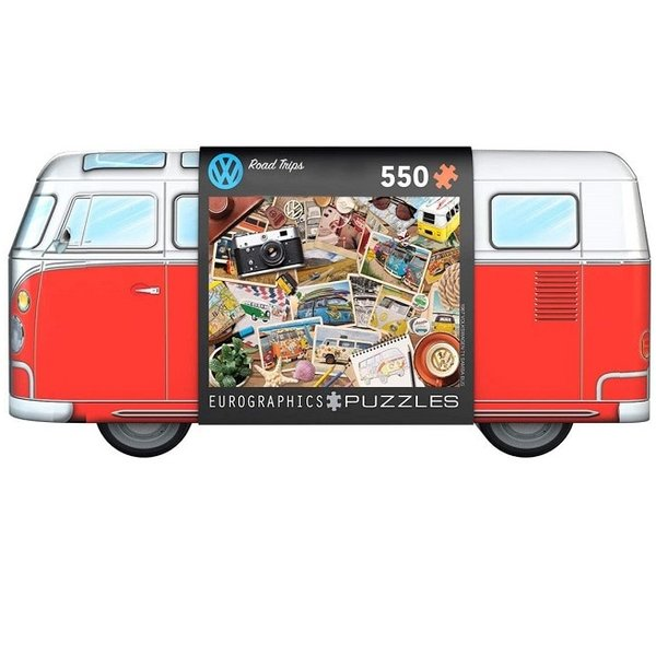 550 Piece VW Road Trip Van Puzzle
