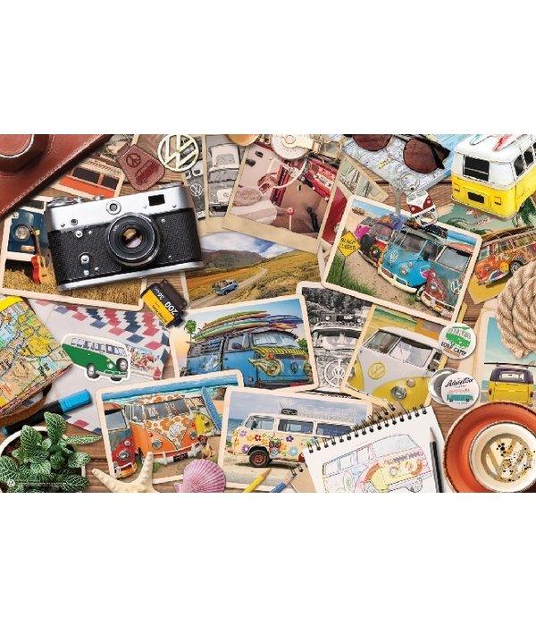 550 Piece VW Road Trip Van Puzzle