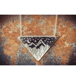 Silver Under the Sky Necklace