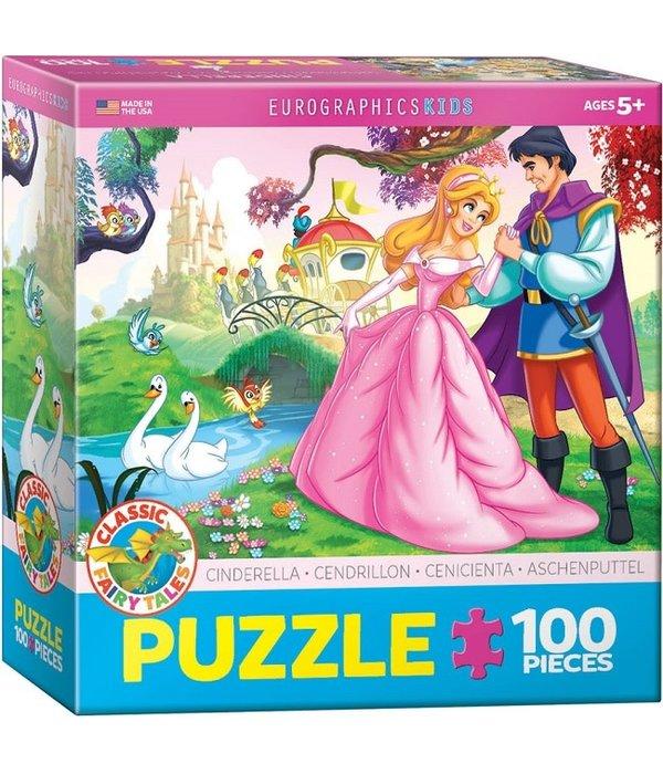 Cinderella 100 Piece Puzzle