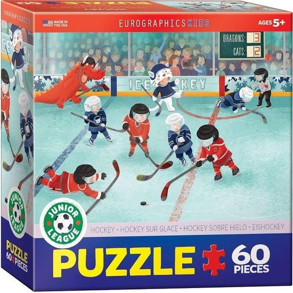 Hockey Junior League 60 Piece Puzzle