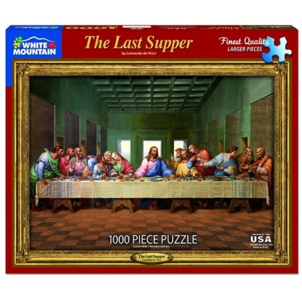Last Supper 1000 Piece Puzzle