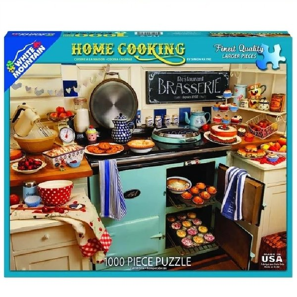 1000 Piece Home Cooking Puzzle