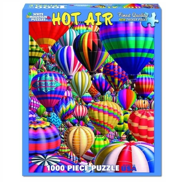 1000 Piece Hot Air Balloon Puzzle