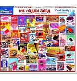 White MTN Puzzles 1000 Piece Ice Cream Bar Puzzle