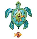 Allen Designs Sup Dude Turtle Clock
