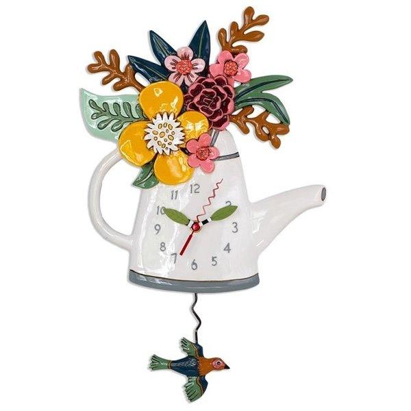 Blossoms Clock
