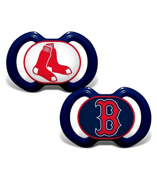 Boston Red Sox Pacifiers Pack of 2