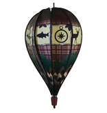 Rustic Lodge Balloon Spinner