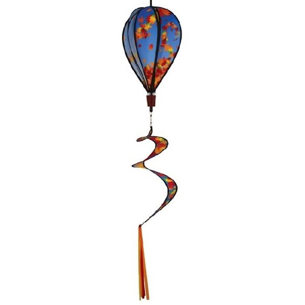 Fall Leaves Balloon Spinner Medium