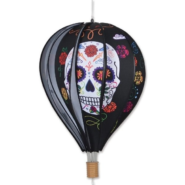 Day Of The Dead Balloon Spinner Large