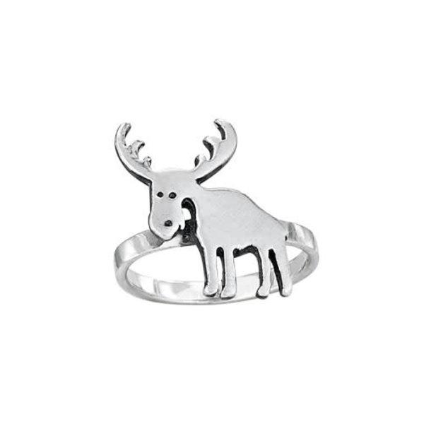 Moose Ring
