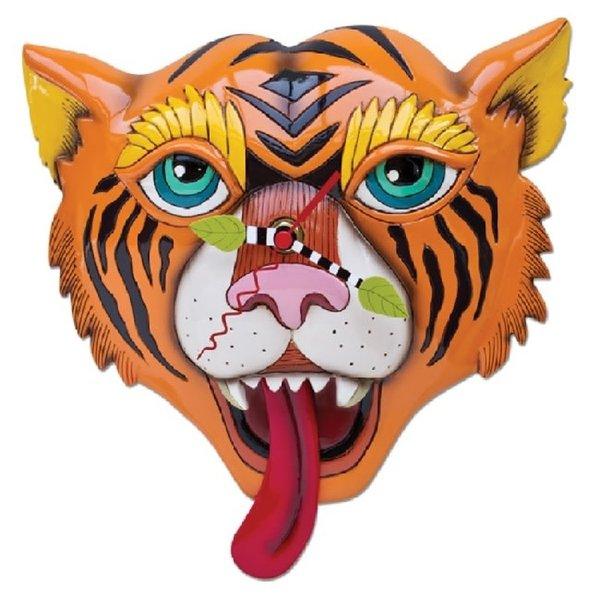 Tiger Tats Clock