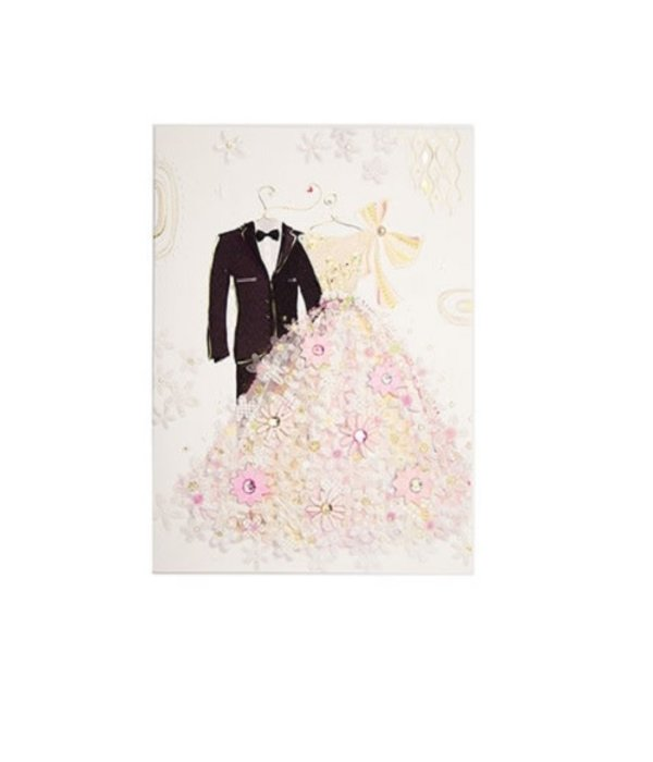 Papyrus Wedding Card Wedding Suit And Gown