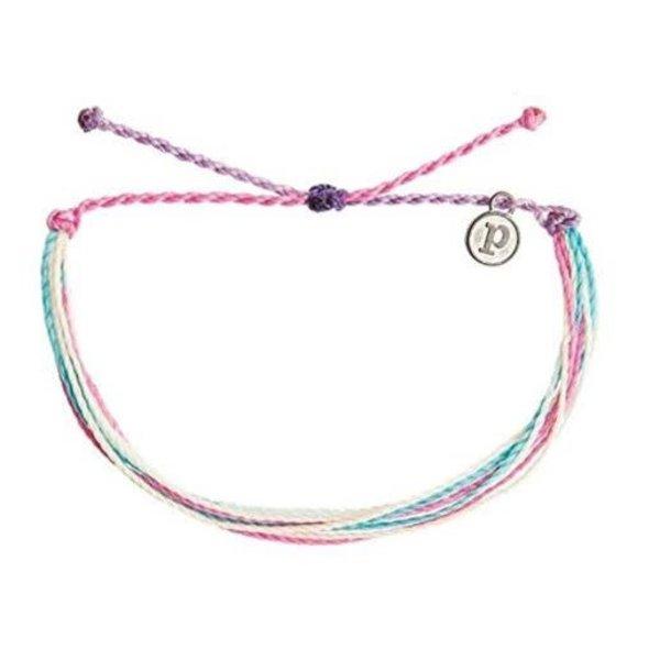 Pura Vida Original Rose Quartz Bracelet