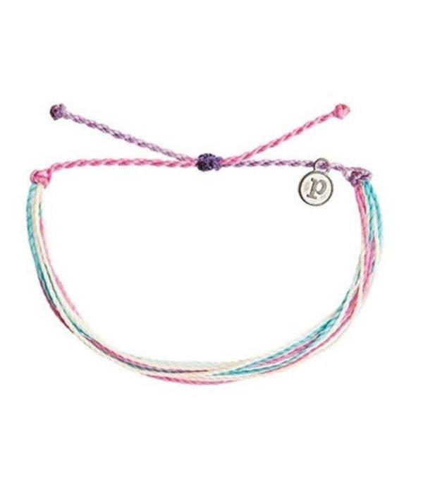 Pura Vida Pura Vida Original Rose Quartz Bracelet