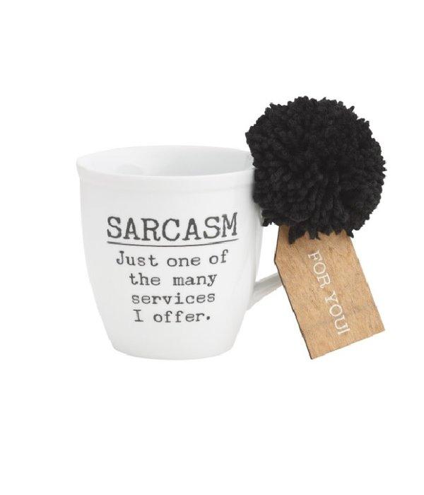 Sarcasm Services Mug